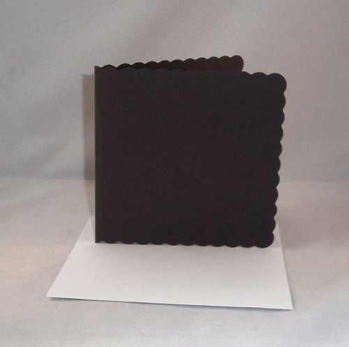 6 x 6 black scalloped greeting card blanks with envelopes 6 x 6 black scalloped greeting card blanks with envelopes m4hsunfo