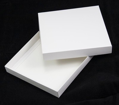 6 Quot X 6 Quot White Greeting Card Boxes For Handmade Cards Sc2