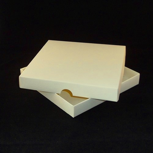 8x8 Ivory Greeting Card Boxes For Handmade Cards