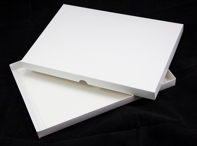 A4 white greeting card boxes for handmade cards sc7 m4hsunfo