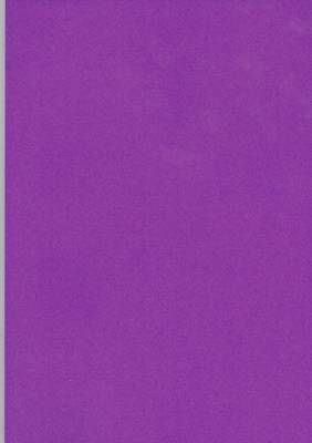 A4 Purple Card 160gsm X 50 Sheets Sc85