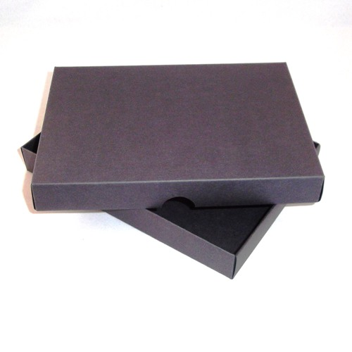 a5 black greeting card boxes for handmade cards
